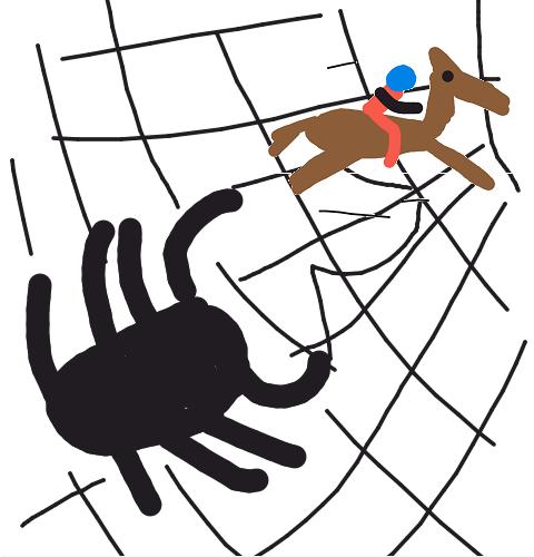 cheval-et-cavalier-prisonnier-d-une-toile-d-araignee.png