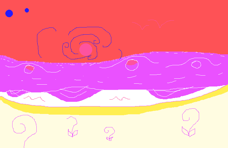 mer-a-moitie-sage-plage-de-question-deux-mouettes-deux-planetes-gravitent